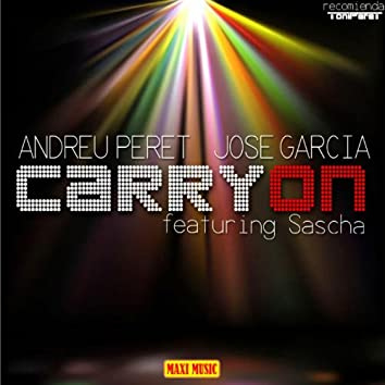 Carry On (feat. Sascha)
