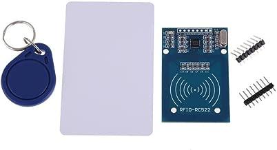 Solu ®Mifare Rc522 Card Read Antenna Rf Module Rfid Reader Ic Card Proximity Module/13.56mhz 14443a Mifare Rc522 Rf Rfid Writer Reader Ic Card with S50 for Arduino