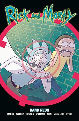Rick and Morty: Bd. 9