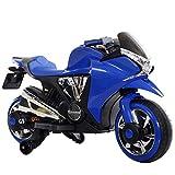 Moerc Infantil eléctrica Dual Drive Motocicletas Paseo en Moto...