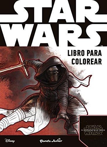 Star Wars. Libro para colorear: El despertar de la Fuerza