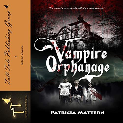 Vampire Orphanage audiobook cover art