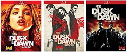 From Dusk Till Dawn: The Series - Season 1 - 3 [Blu-ray]