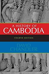 A History of Cambodia book cover