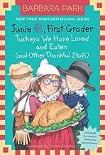 Junie B. First Grader( Turkeys We Have Loved and Eaten (and Other Thankful Stuff) (Junie B. Jones))[JB 1ST GRADER TURKEYS WE HAVE][Paperback]