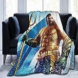 Junip Bonmot Joseph-Jason-Namakaeha-Momoa Blanket Ultra-Soft Micro Fleece Blanket Lightweight Cozy Flannel Throw Blanket for Children/Adults Decor Gift
