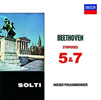 Beethoven: Symphonies Nos.5 & 7 by Georg Solti (2014-09-17)