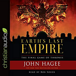 Earth's Last Empire audiobook cover art