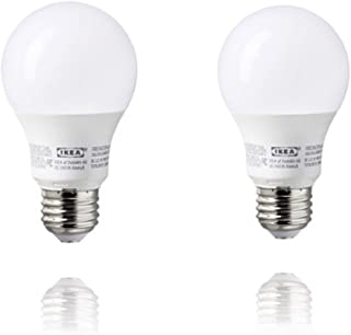 IKEA RYET Bulb, 400 Lumen, White, 2 Count