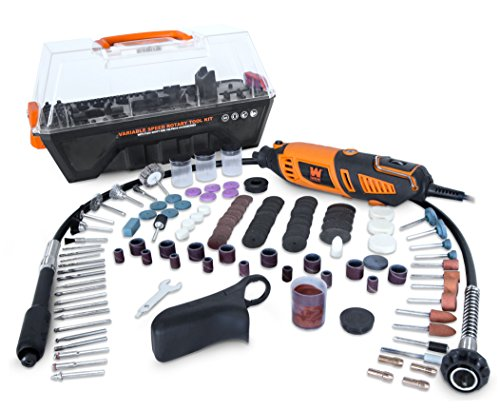 WEN 23190 Rotary Tool with 190-Piece Accessory Kit Review