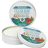 Clear Zinc Sport Sunscreen Tin – SPF 40 2.4oz