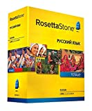 Rosetta Stone Russian Level 1-5 Set - includes 12-month Mobile/Studio/Gaming Access