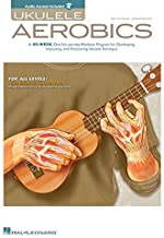 Johnson Chad Ukulele Aerobics For All Levels Uke Bk/Cd by Various (17-Mar-2014) Paperback