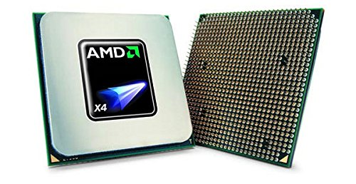 AMD Athlon II X4 630 2.8GHz - Procesador (AMD Athlon II X4, 2,8 GHz, Socket AM3, PC, 45 NM, 32-bit, 64 bits)