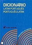 Dicionário de Latim-Português/Português-Latim