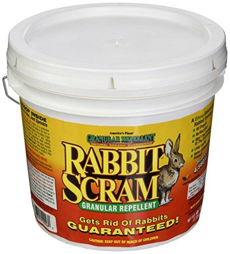 Enviro Pro 11006 Rabbit Scram Repellent Granular White Pail