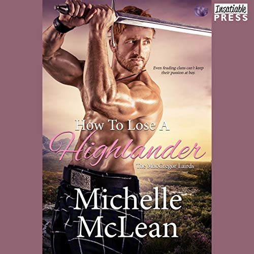 How to Lose a Highlander audiobook cover art