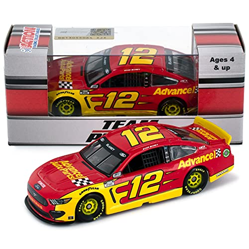 Lionel Racing R Blaney 1/64 HT Advance AUTO Parts 21 Mustang, Multi