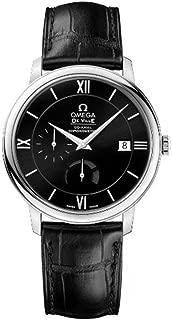 DeVille Prestige Black Dial Automatic Mens Watch 424.13.40.21.01.001