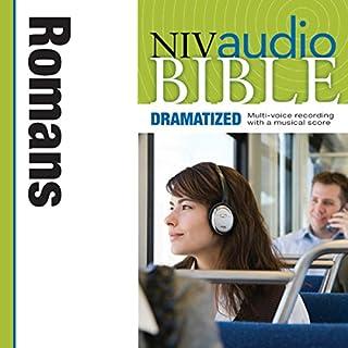 Dramatized Audio Bible - New International Version, NIV: (34) Romans audiobook cover art