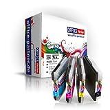 4er multiPack kompatible Druckerpatronen zu Brother LC1100 LC980 für Brother MFC-250C / 295CN / 297C /490CN / 5490CN / 5890CN / 790CW/ 6490CW/ 6890CDW/ 990CW / DCP-145C/ 165C/ 167C/ 185C/ 195C/ 365CN / 375CW/ 377CW / 385C / J715W