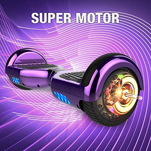 Hoverboard s Self Balance Scooter Bild 3*