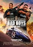 Bad Boys for Life – Spanisch Film Poster Plakat Drucken
