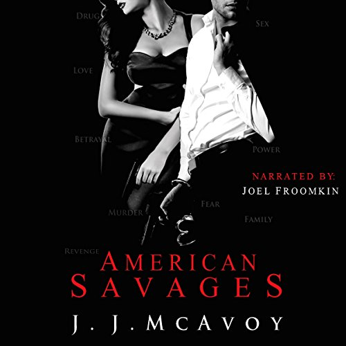 American Savages audiobook cover art
