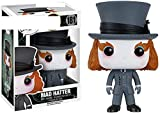 Funko-Pop Disney Movie Alicia en el país de Las Maravillas Chessur Cat Hatter Crazy Vinyl Figuras de...