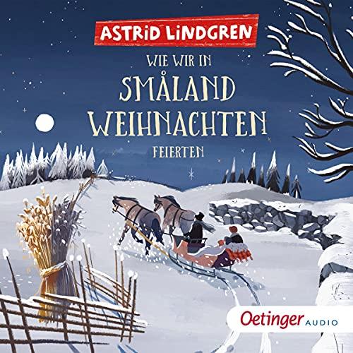 Wie wir in Småland Weihnachten feierten Titelbild