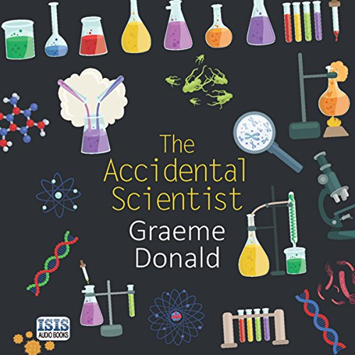 The Accidental Scientist cover art