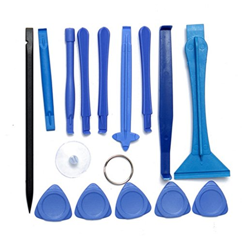 Preisvergleich Produktbild hone Repair Opening Demontage Werkzeug Kit Schraubendreher Set für PC Laptop Tablet(15 stü)