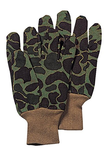 Rothco Jersey Gloves, Camouflage