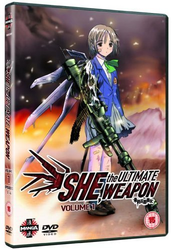 She the Ultimate Weapon [Import anglais]