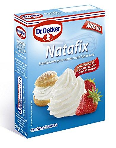 DR. OETKER Estabilizante de Nata Natafix | Estabilizante en Polvo