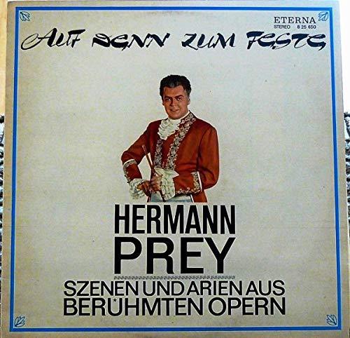 Auf Denn Zum Feste - Szenen Und Arien Aus Berühmten Opern [Vinyl LP]