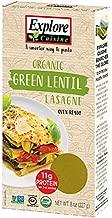 Explore Cuisine Green Lentil Lasagna, 8 Ounce