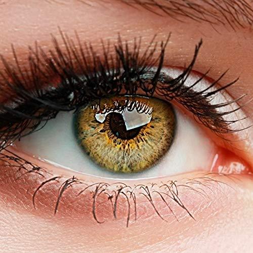 """ELFENWALD farbige Kontaktlinsen ohne Stärke, Produktreihe """"INTENSE"""
