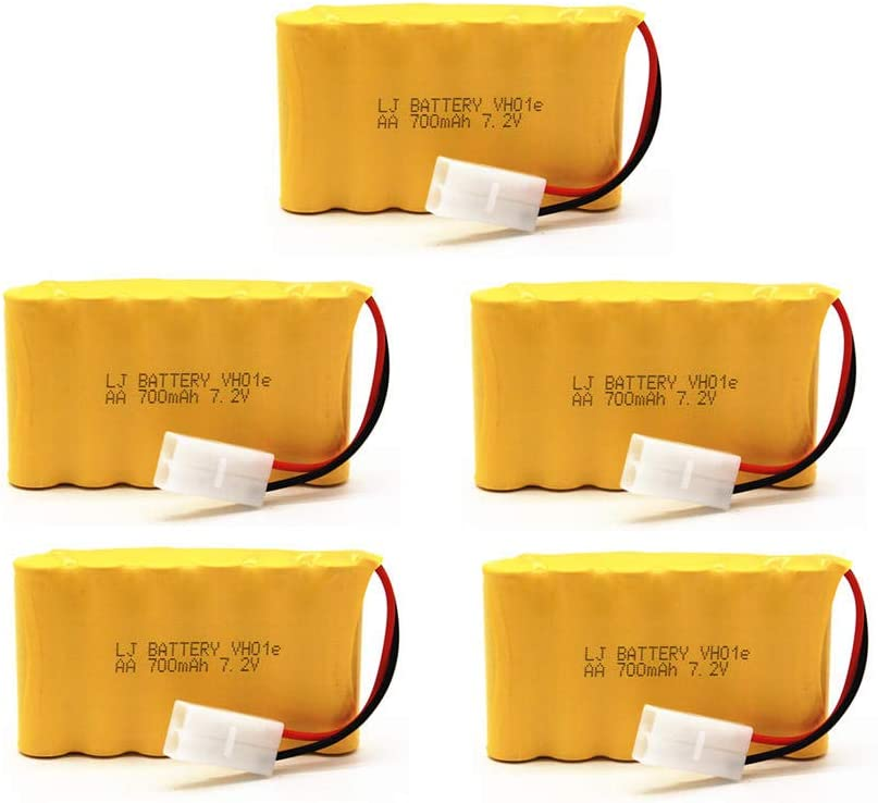 7.2V Indianapolis Mall 700mAh AA Battery with 7 2 Set Toy for Charger Electric Recommendation V C