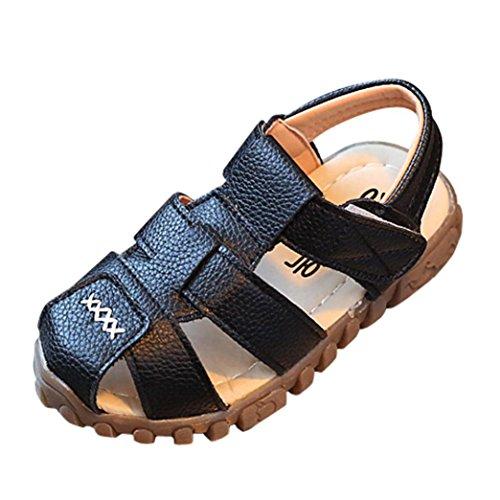 Zapatos 1-3 Años,Logobeing Bebé niños Moda Zapatillas niños Chicos niñas Verano Sandalias Casuales Zapatos
