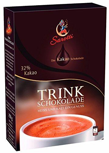 Sarotti Feine Trinkschokolade mit 32 % Kakao, Kakaopulver, Kakao, 250g