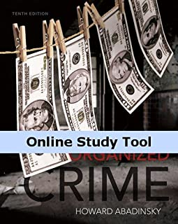 Cengage Learning eBook for Abadinsky's Organized Crime, 10th Edition