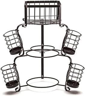 7 piece stackable serving set