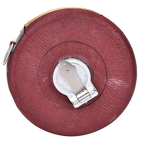 Intrekbaar meetlint, meetlint, anti-val handschudliniaal, constructie meetinstrument, roestvrijstalen trekringontwerp, geschikt voor het meten van bouwplaatsen(20mm)