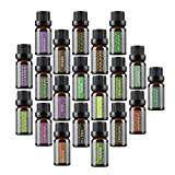 Aromatherapy Oils 100% Pure Basic Essential Oil Gift Set by...