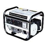 STAHLWERK - Generatore di corrente SG-30 ST, 3 CV, generatore di benzina, generatore di corrente di emergenza, affidabile e potente, funzionamento intuitivo, efficiente e a bassa manutenzione