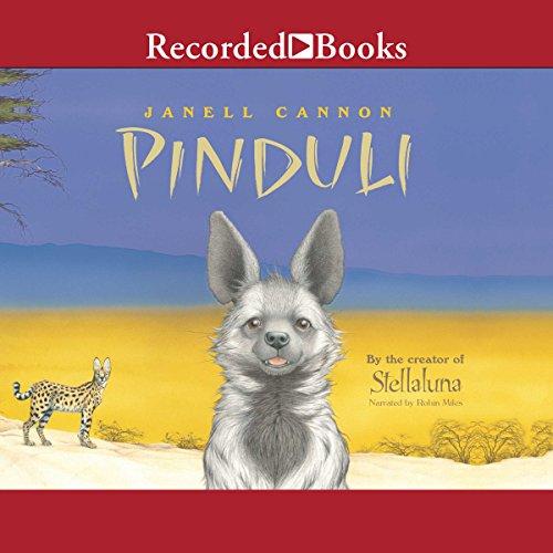 Pinduli audiobook cover art