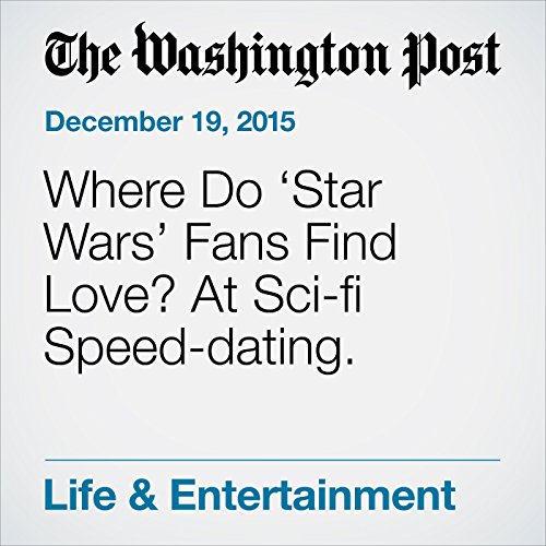 Sci fi fans dating