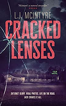 Cracked Lenses: A sinister mystery by [L.J. McIntyre]