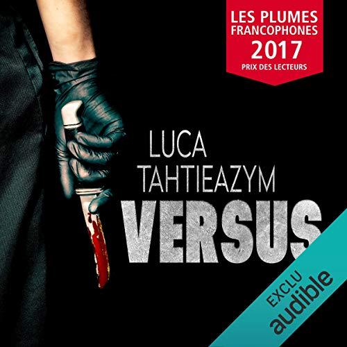 Versus audiobook cover art